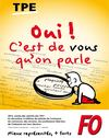 Affiche TPE 2012 - 2