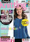 Simply Knitting №3 (March) 2012