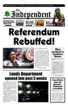 The Independent February 5, 2012