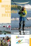 Horaires des Mares 2012 - L&#039;AIGUILLON SUR MER