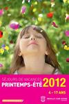 Sjours de vacances - Printemps-Et 2012