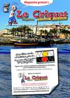 LE CRIQUET MAGAZINE DE CAMARGUE ET DES COSTIERES N15 MARS 2012