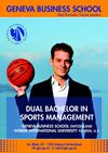 GBS Bachelor in Sport Management and Marketing