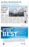FT Special Report | Doing Business in North Rhine-Westphalia