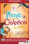 Programme Festival Chanson de Caf 2012