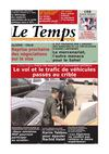 Le Temps d&#039;Algrie Edition du Mercredi 21 Mars 2012