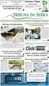 Jornal Tribuna da Serra - edio n 398 - Cordeiro - RJ