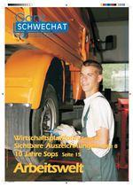 0509 September-Ausgabe © Stadtgemeinde Schwechat