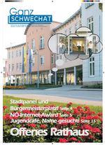 0510 Oktober-Ausgabe © Stadtgemeinde Schwechat