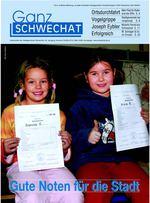 0603 März-Ausgabe © Stadtgemeinde Schwechat