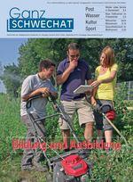 0910 September Ausgabe © Stadtgemeinde Schwechat