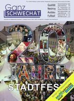 07/08 Juli/August Ausgabe 2011 © Stadtgemeinde Schwechat