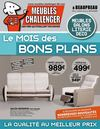 CATALOGUE MEUBLES CHALLENGER BEAUPREAU MARS-AVRIL 2012