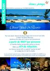 VENTE FLASH BEAUX SONGES & HOTEL OBEROI DU 4 AU 11 AVRIL 2012