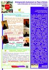 Lettre d&#039;information Avril 2012 &quot;Entreprendre Autrement en Pays d&#039;Artois&quot;