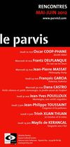 Office de Tourisme Pau Pyrnes - Librairie Le Parvis 3 - Programme de mai et juin 2012