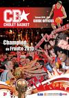 Guide Officiel Cholet Basket - Saison 10/11