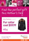 Dandenong Plaza Mother's Day Gift Guide 2012