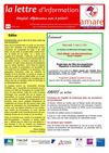 Lettre d&#039;info n8 - avril 2012