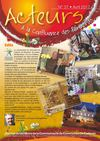 Acteurs N37 - Avril 2012 - 