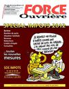 Magazine FO spcial impots anne fiscale 2011