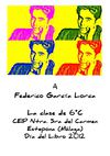 Federico Garca Lorca, por 6C