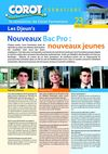 Newsletter n° 23 - Avril 2012