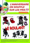 L&#039;anniversaire - Le roulant