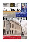 Le Temps d&#039;Algrie Edition du Samedi 12 Mai 2012