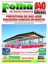 Folha de Santa Catarina - Edio 140