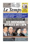 Le Temps d&#039;Algrie Edition du Dimanche 13 Mai 2012