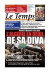 Le Temps d&#039;Algrie Edition du Samedi 19 Mai 2012