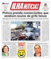 Jornal Ilha Notcias - Edio 1574 - 01/06/2011