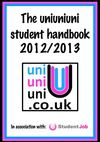 uniuniuni essential university handbook 2012/2013