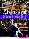 BORDEAUX FETE LE VIN 2012