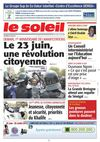 Edition du 22 juin 2012