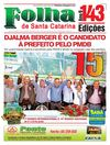 Folha de Santa Catarina - Edio 143