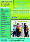 GUIDE DES SPORTS - 2012/2013 - SMM - STADE MULTISPORTS DE MONTROUGE