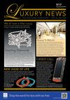 Luxury Concierge Newsletter Summer 2012
