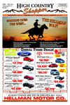 High Country Shopper 7.18.12