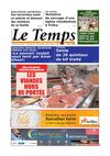 Le temps d&#039;Algrie Edition du 22-07-2012