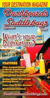 Dashboards and Saddlebags &quot;The Destination Magazine&quot; August 2012