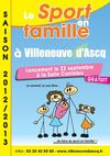Le Sport en famille 2012 - 2013