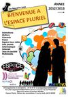 guide d&#039;accueil espace pluriel 2012-2013