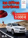 Les offres extremes de Toyota CARMO - Septembre 2012