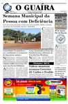 jornal o guaira 19/08/2012