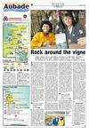 2000 août Rock around the vigne (Le Pays)