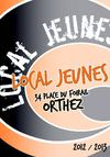Programme du local jeunes d&#039;Orthez - 2012/2013