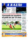 Jornal A Razo Santa Maria - 30082012