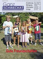 Oktober-Ausgabe 2012 © Stadtgemeinde Schwechat